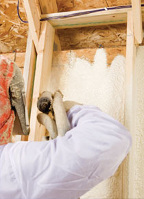 Salt Lake City Spray Foam Insulation Services and Benefits